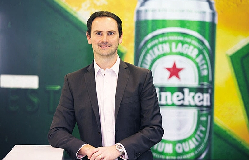 heineken powering the windmill of sustainability