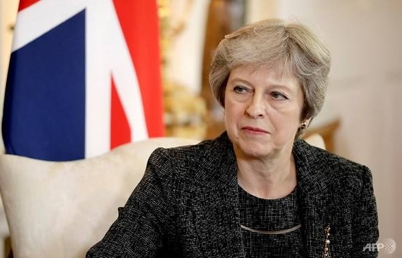 British PM says she will lead Brexit talks from now on