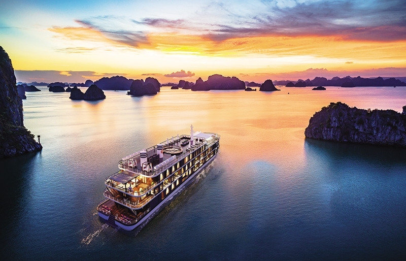 Experience the river lord's unforgettable heritage
