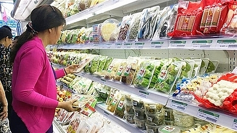 hcm city helps nearby provinces improve food quality