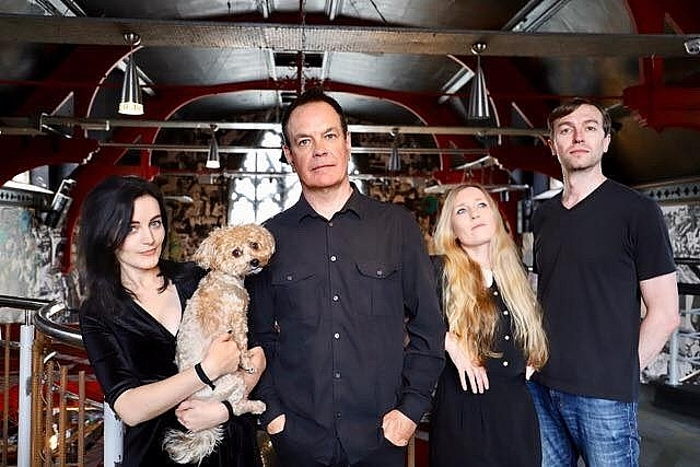 uks indie band the wedding present comes to hcm city