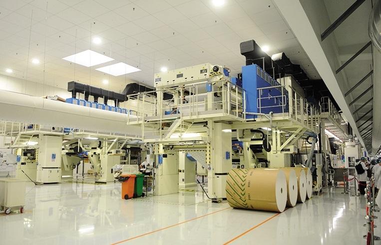 hyper modern factory for silver jubilee