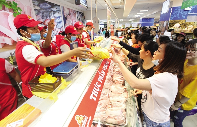 Meat trade heats up through EVFTA