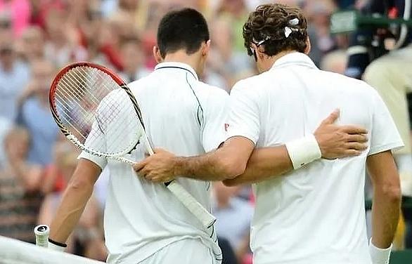 Djokovic vs Federer: Three Wimbledon meetings