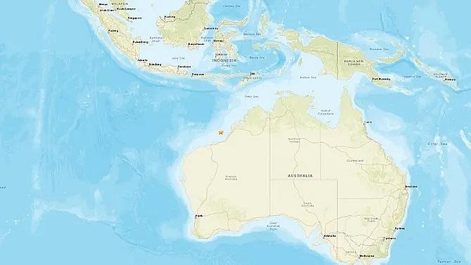 quake of magnitude 66 strikes west of australias broome usgs