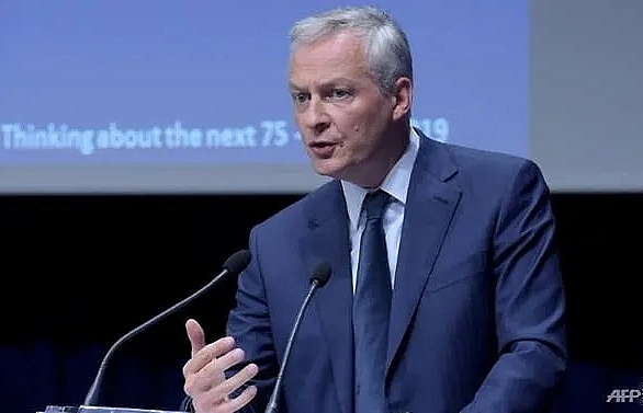 France urges G7 to find 'international solution' on digital taxes