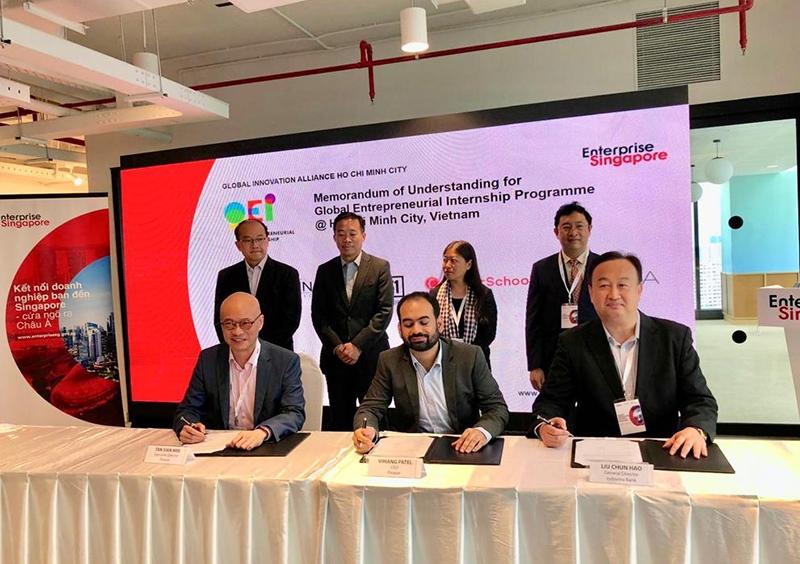 tripartite partnership to transform smes financing