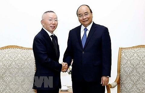 Vietnam facilitates Japanese firms operations: PM