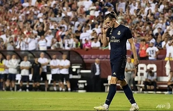 Bale set for '£1 million a week' Jiangsu Suning move, say reports