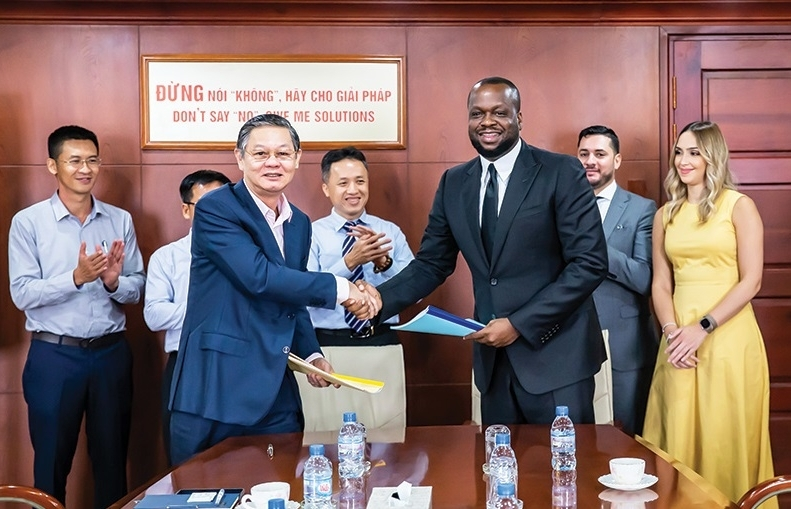PetroVietnam signs deal with Dubai oil company