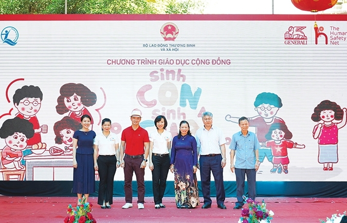 Generali Vietnam extending support with sustainable impact on community