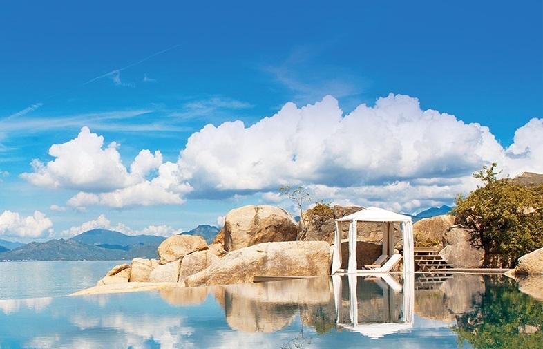 Luxury staycation at L'ALYA NINH VAN BAY