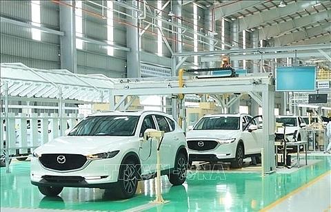 Car sales rocket after registration fee cut