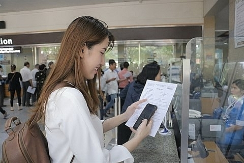 hcm citys hospitals switch to cashless payment