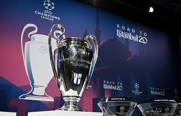 champions league draw comes with uefa hoping virus doesnt ruin plans for lisbon finale