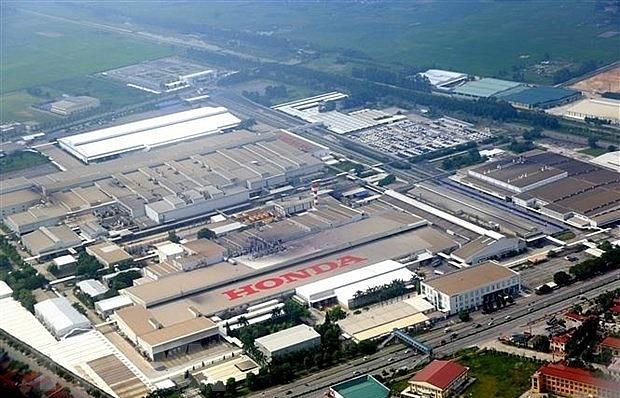 Honda Vietnam's motorcycle sales down, auto sales up in June