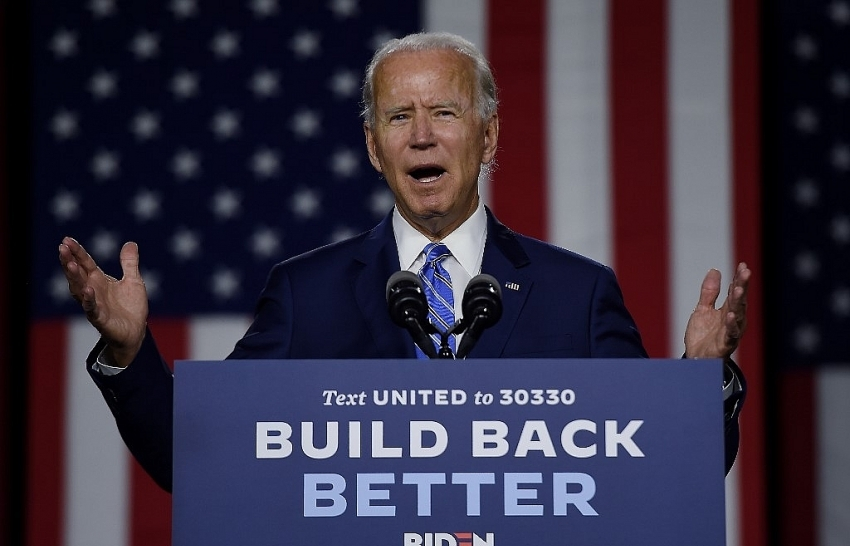 Biden unveils $2 trillion climate plan in new contrast with Trump
