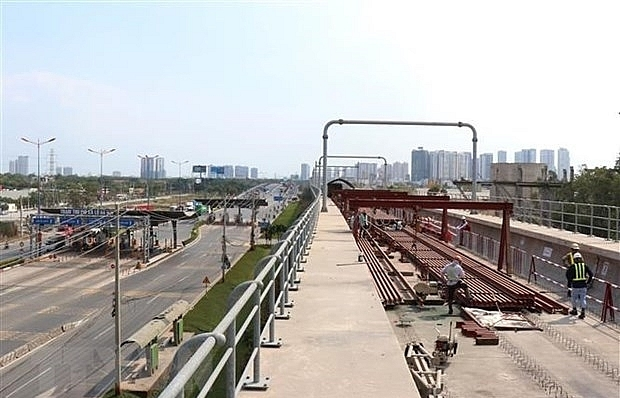 RoK to help Vietnam study feasibility of second-phase of Metro Line No 5 in HCM City