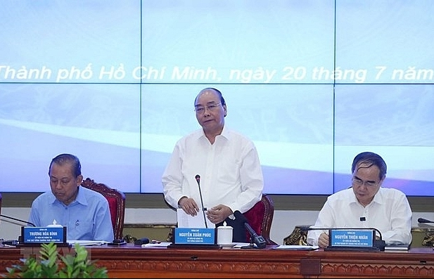 hcm city urged to hasten public capital disbursement