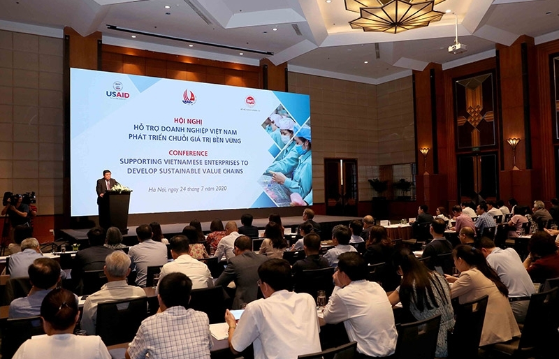 US supports Vietnam's efforts to help enterprises develop sustainable value chains