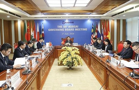 ASOSAI Governing Board meeting looks into COVID-19 response