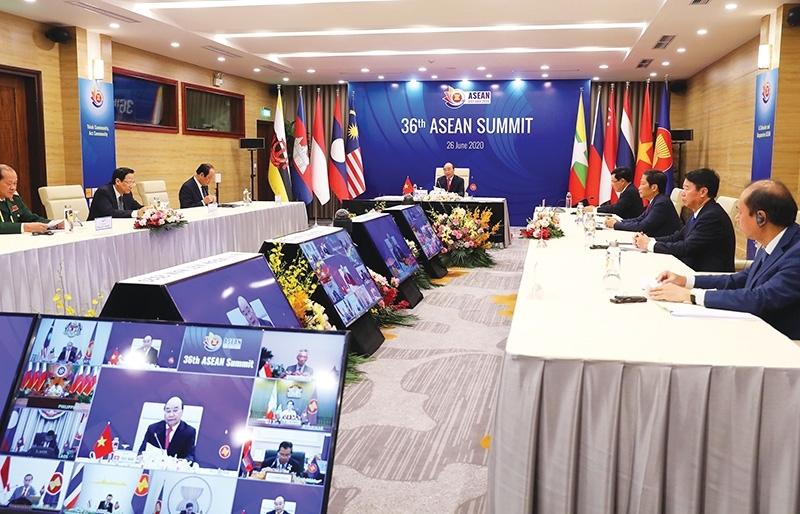 Evolution of labour swirling inside ASEAN