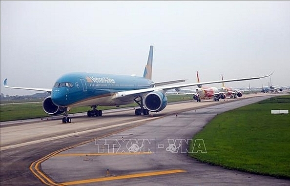 Domestic airlines adjust flights from/to Da Nang