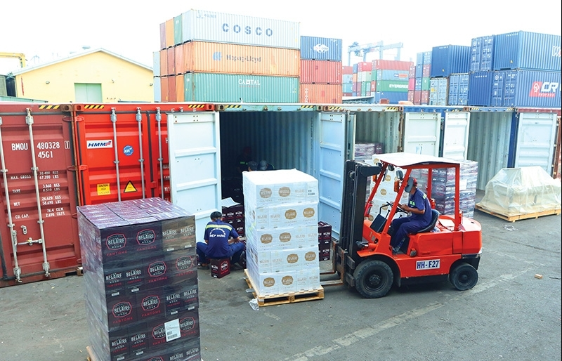 ASEAN firms hint at trade optimism