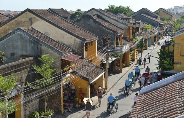 Hoi An named among top 10 picturesque car-free towns globally