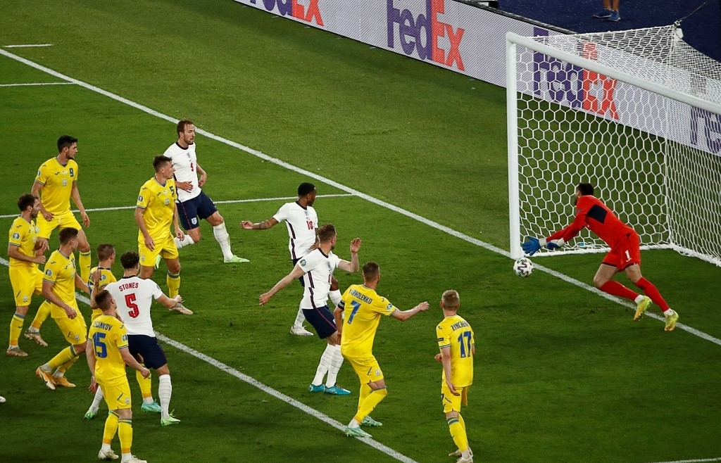England and Denmark set up semi-final clash at Euro 2020