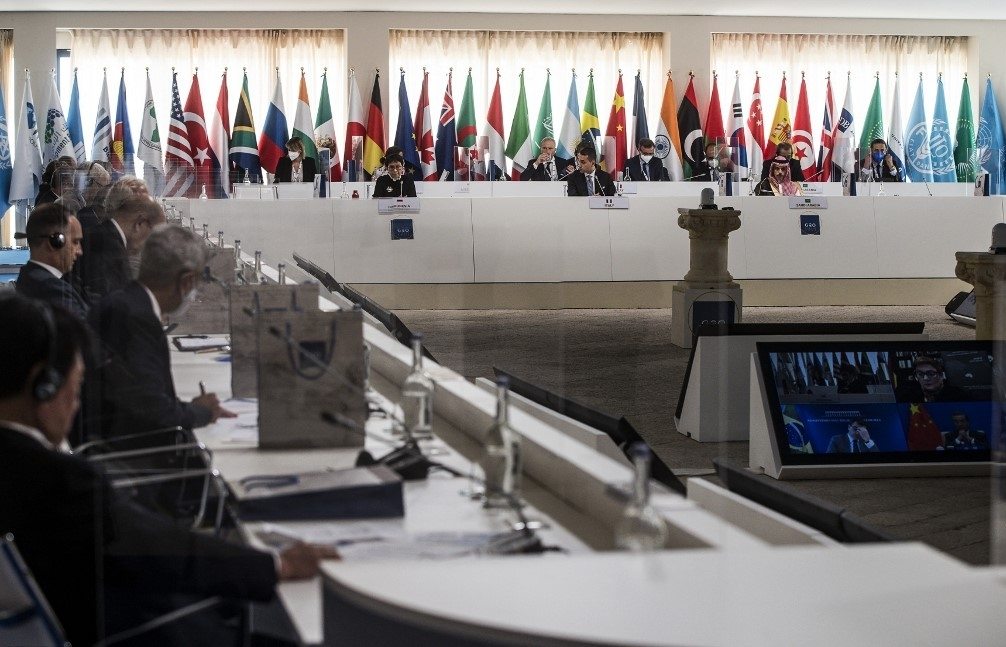 G20 handed roadmap for tackling climate-linked financial risks