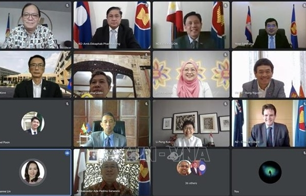ASEAN-New Zealand Joint Cooperation Committee holds 9th meeting