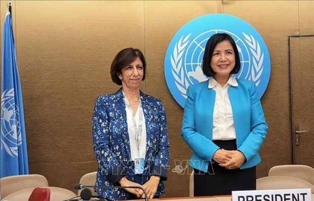 Vietnam elected as vice chair of UNCTAD intergovernmental expert group's meeting