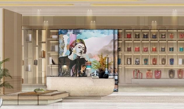 Toshin Development operates the retail podium Of Lancaster Luminaire