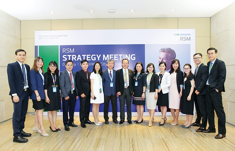 RSM Vietnam looks to another two decades of success