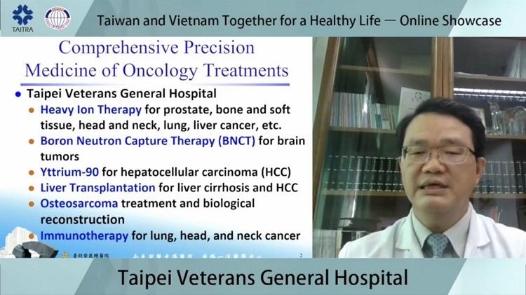 Webinar promoting friendly relations between Taiwan and Vietnam