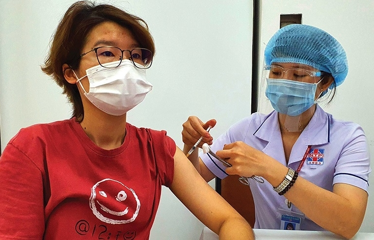Vaccine access crucial to overcome pandemic