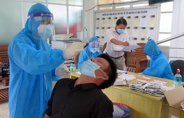 Vietnam's COVID-19 infections cases surpass 44,000