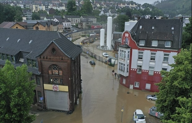 Vietnamese leaders offer sympathy to Germany over severe floods
