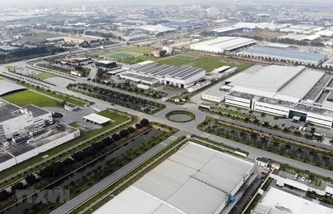 Bac Giang industrial parks to cover 7,840 hectares by 2030