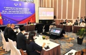 Vietnam, EU review bilateral trade deal implementation