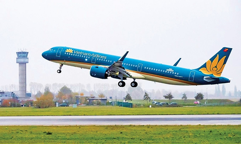 Groups like national carrier Vietnam Airlines are in dire need of supporting policies, Photo: Le Toan