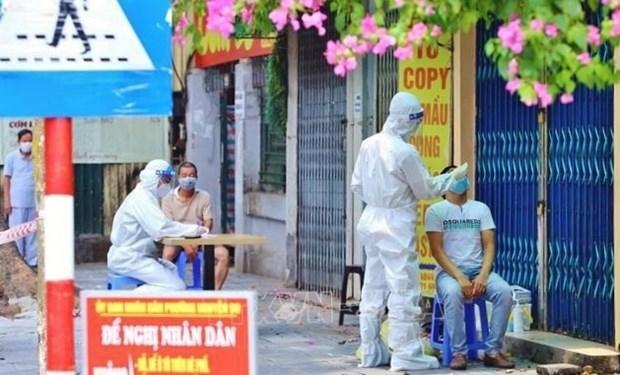 Vietnam logs 2,708 more COVID-19 cases