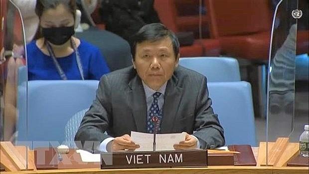 Ambassador Dang Dinh Quy (Photo: VNA)