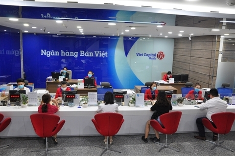 The headquarters of Viet Capital Commercial Joint Stock Bank in District 3, HCM City.- Photo vnexpress.vn