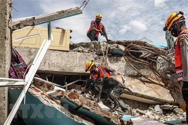 Illustrative photo (Source: Xinhua/VNA)