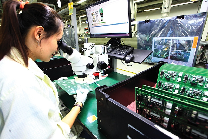 Recent pandemic impacts have put a strain on manufacturers that provide the world with beloved electronics, Photo Le Toan