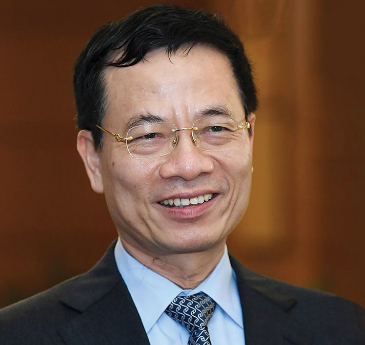 Nguyen Manh Hung Minister of Information and Communications
