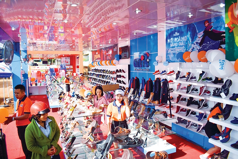 Some of Vietnam's most popular exports could reach even higher with a suitable brand-building strategy behind them, Photo: Le Toan