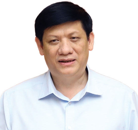 Nguyen Thanh Long, Minister of Health
